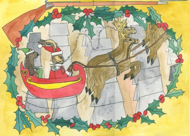 Santa Clausewitz