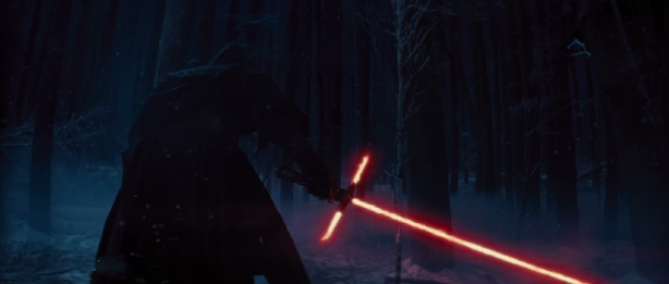 Screenshot, Star Wars: Episode VII - The Force Awakens Official Teaser Trailer #1