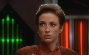 Major Kira is initial quite skeptical of this 'Federation'